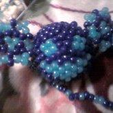 Blue Glow In The Dark Deadmau5