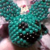 Green 3d Deadmau5