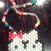 I Love Boobies Necklace 1