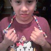I Love Boobies Necklace 2