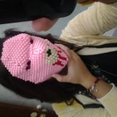 Full Face Gloomy Bear Mask