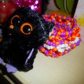 Bat Halloween Cuff :33