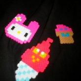 Some Perlers :33