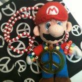 Mario Plush Necklace