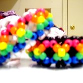 3D Rainbow Cuffs