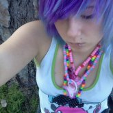 See My Kandi Necklaces? <3