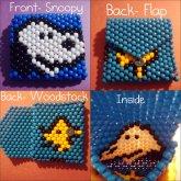 Snoopy/ Woodstock Change Purse