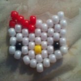 Hello Kitty Peyote Stitch<3