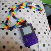 Gameboy Necklace