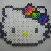 Hello Kitty - Perler