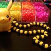 Pikachu Kandi Necklace