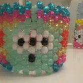 Alien Cuff With Helloy Kitty