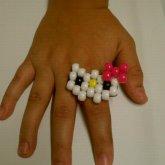 Hello Kittly Ring