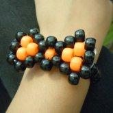 Kandi Bow Bracelet