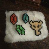 Zelda Perler Collection