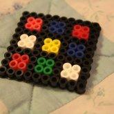 2D Rubix Cube
