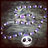 Jack Skeleton Necklace