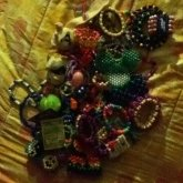 Just Some Of My Kandi