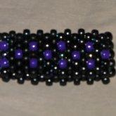 Purple And Black For Rachel