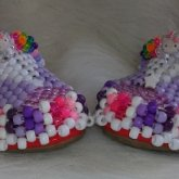 Custom Kandi Shoes!