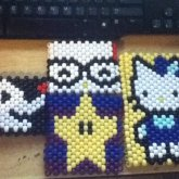 Zero, Hello Kitties, Mario Star:D