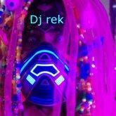 Dj Rek Drum N Bass ,mix  Kandi Head Cover