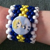 Sailor Uranus Cuff