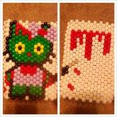 Zombie Hello Kitty Cuff