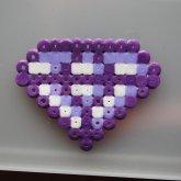 Purple Diamond