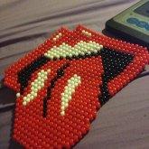 Rolling Stones Logo Peyote