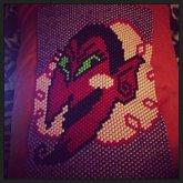 Him Panel For My Powerpuff Girls Bag