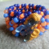 Berry Dreams 3D Kandi Cuff