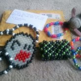 Kandi Package From DinoKittey!