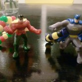 Batman & Robin Kandi Singles