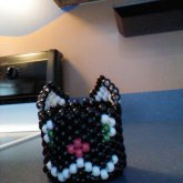 Front Of Cat Cuff