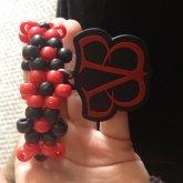 BVB Flower Cuff/Bracelet