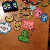 Kandi And Perlers For Recent Giveaway I Did