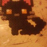 Fuse Bead Bombay Kitten