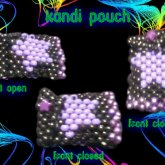 Kandi Pouch, It Holds Anything!
