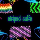 Stripey Cuffs :)