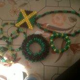 Jamaican Theme Kandi