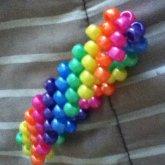 Pearl Rainbow Cuff