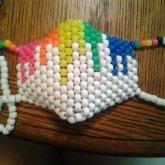 Rainbow Melting Mask