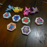 Erasers For Kandi
