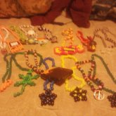 All My Kandi Necklaces