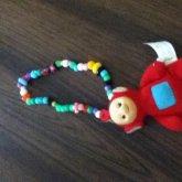 Teletubbie Necklace
