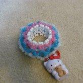 Hello Kitty Cage Cuff (1)