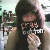 I Wonder What Happens If I Hit The Cray Button(;