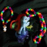 Rainbow Dash Kandi