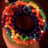 Rainbow Cage Cuff 2